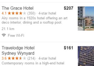 Hotel snip
